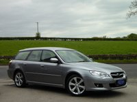 USED 2009 59 SUBARU LEGACY 2.5 SE SPORTS TOURER AWD 5d AUTO 173 BHP STUNNING AND VERY RARE, LOW MILEAGE 2.5 LEGACY SPORTS TOURER