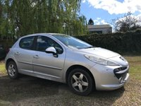USED 2008 08 PEUGEOT 207 1.4 SPORT 5d 94 BHP WITH LONG MOT AND SERVICE HISTORY PART EXCHANGE TO CLEAR MOT UNTIL 18/01/2020