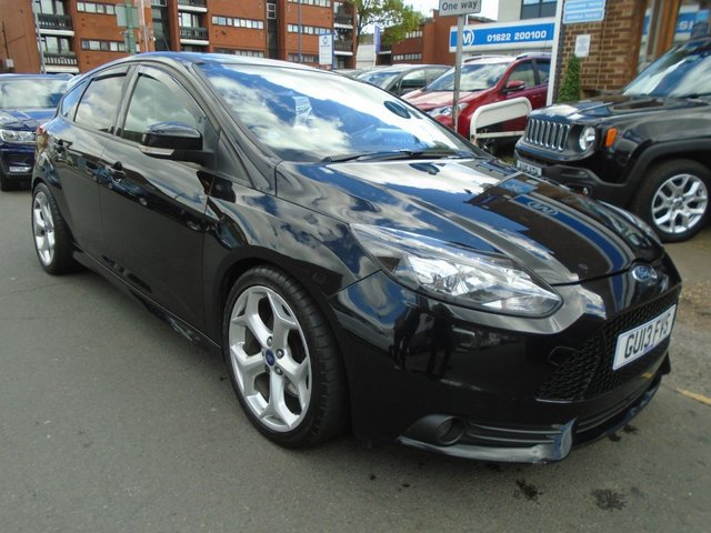 2013 13 FORD FOCUS 2.0 ST-3 5d MOUNTUNE PERFORMANCE 275 BHP