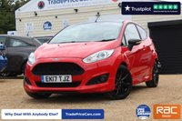 USED 2017 17 FORD FIESTA 1.0 ST-LINE RED EDITION 3d 139 BHP