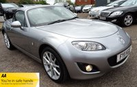 2011 MAZDA MX-5 2.0 I ROADSTER SPORT TECH 2d 158 BHP £7990.00