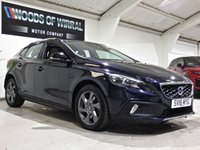 2016 VOLVO V40 2.0 D2 CROSS COUNTRY LUX 5d AUTO 118 BHP £11280.00
