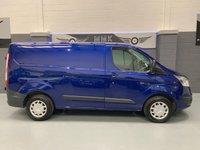 2017 FORD TRANSIT CUSTOM 2.0 290 TREND LR P/V 1d 104 BHP £SOLD