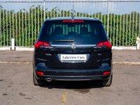 USED 2015 15 VAUXHALL ZAFIRA TOURER 2.0 ELITE CDTI S/S 5d 168 BHP