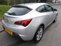 USED 2012 12 VAUXHALL ASTRA 1.4 GTC SPORT S/S 3d 138 BHP ++SERVICE HISTORY+CAR COMES WITH A FREE 12 MONTHS AA BREAKDOWN COVER++