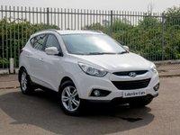 2013 HYUNDAI IX35 2.0 STYLE CRDI 4WD 5d 134 BHP £7945.00