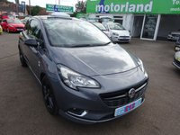 USED 2015 65 VAUXHALL CORSA 1.4 LIMITED EDITION 3d 89 BHP ** 01543 877320 ** JUST ARRIVED ** FULL SERVICE HISTORY **
