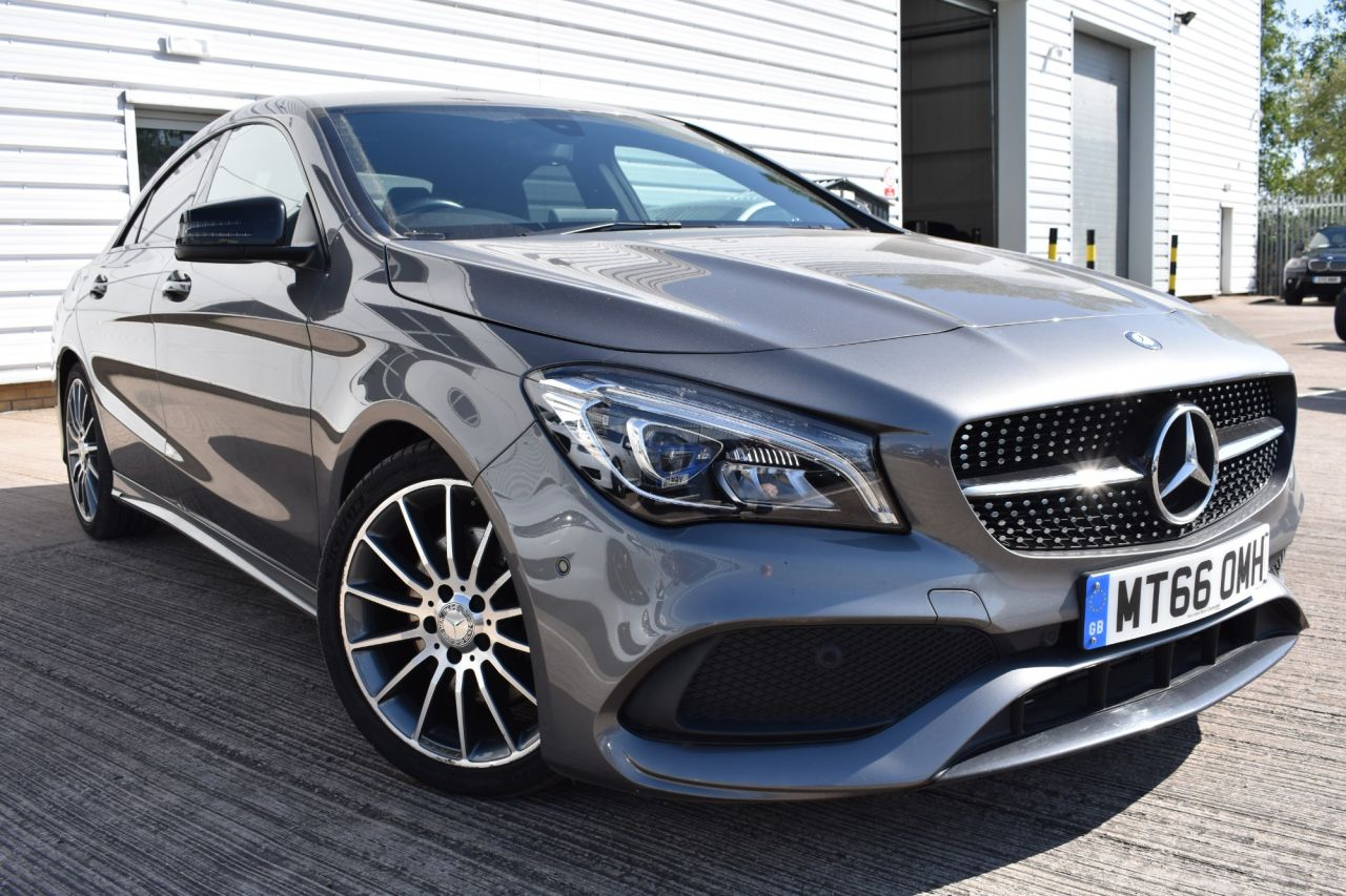 Used MERCEDES-BENZ CLAfor sale
