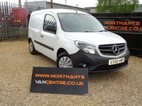 USED 2017 66 MERCEDES-BENZ CITAN 1.5 109 CDI BLUEEFFICIENCY 5d 90 BHP