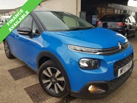USED 2017 17 CITROEN C3 1.6 BLUEHDI FLAIR S/S 5d 98 BHP