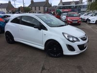 2013 VAUXHALL CORSA 1.2 LIMITED EDITION 3d 83 BHP £4450.00