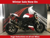 USED 2012 12 DUCATI STREETFIGHTER 849cc F848