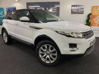 2014 LAND ROVER RANGE ROVER EVOQUE 2.2 SD4 PURE TECH 5d AUTO 190 BHP £SOLD