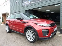 2016 LAND ROVER RANGE ROVER EVOQUE 2.0 TD4 HSE DYNAMIC 5d AUTO 177 BHP £SOLD