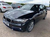 USED 2015 15 BMW 1 SERIES 1.6 118I SPORT 5d 134 BHP