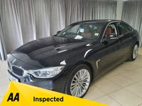 USED 2015 15 BMW 4 SERIES 2.0 420D LUXURY GRAN COUPE 4d 181 BHP