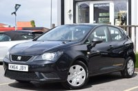 USED 2014 64 SEAT IBIZA 1.2 S A/C 5d 69 BHP SUPERB EXAMPLE WITH 3 SERVICE STAMPS, ONE FORMER KEEPER WE ALSO HAVE 2 KEYS