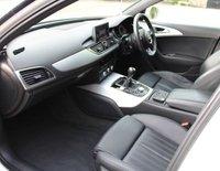 USED 2014 14 AUDI A6 2.0 TDI ULTRA S LINE 4d 188 BHP