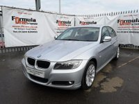 USED 2008 58 BMW 3 SERIES 2.0 318i SE 4dr LOW MILES+BLUETOOTH+CLIMATE