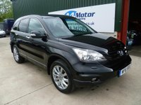 USED 2011 61 HONDA CR-V 2.2 i-DTEC ES-T 5dr £0 DEPOSIT FINANCE AVAILABLE!