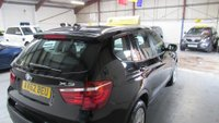 USED 2012 62 BMW X3 2.0 20d BluePerformance SE xDrive 5dr FULL SERVICE HISTORY-WARRANTY