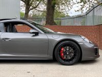 USED 2018 67 PORSCHE 911 3.0 991 Carrera 4 GTS PDK AWD 2dr AGATE GREY - PAN ROOF - CARBON