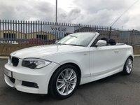 USED 2013 63 BMW 1 SERIES 2.0 118D M SPORT 2d 141 BHP
