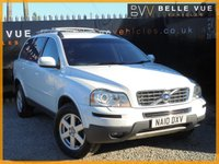 USED 2010 10 VOLVO XC90 2.4 D5 ACTIVE AWD 5d AUTO 185 BHP *ICE WHITE, 9 SERVICE STAMPS, TOW BAR!*
