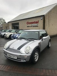2004 MINI HATCH COOPER 1.6 COOPER 3d 114 BHP £2395.00