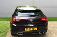 USED 2014 W CITROEN DS5 2.0 HDI DSTYLE 5d 161 BHP RARE CAR! LOW MILEAGE, MANY EXTRAS.FINANCE ME TODAY-UK DELIVERY POSSIBLE