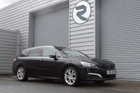 USED 2015 15 PEUGEOT 508 2.0 BLUE HDI S/S SW ALLURE 5d 150 BHP