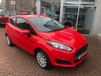 USED 2015 15 FORD FIESTA 1.2 STYLE 3d 59 BHP