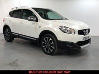 USED 2012 62 NISSAN QASHQAI 1.5 N-TEC PLUS DCI 5d 110 BHP TOP SPEC VEHICLE WITH MANY EXTRAS