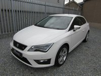 USED 2013 63 SEAT LEON 1.4 TSI FR TECHNOLOGY 3d 140 BHP 1 PREV OWNER IN IMMACULATE CONDITION