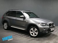 USED 2010 10 BMW X5 3.0 XDRIVE30D SE 5d  * 0% Deposit Finance Available