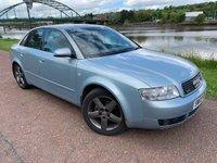2003 AUDI A4 1.9 TDI QUATTRO SE 4d 129 BHP £1000.00
