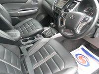 USED 2018 18 MITSUBISHI L200 2.4 DI-D 4WD BARBARIAN DCB 1d AUTO 178 BHP