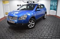 USED 2009 59 NISSAN QASHQAI 1.5 dCi Acenta 2WD 5dr ULTRA LOW MILES, FSH, 2 OWNERS