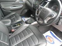 USED 2017 67 MITSUBISHI L200 2.4 DI-D 4WD BARBARIAN DCB 1d AUTO 178 BHP