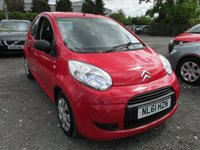USED 2011 61 CITROEN C1 1.0 VTR 3DR £20TAX AIRCON CD ELECTRIC PACK SERVICE HISTORY