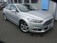 2015 FORD MONDEO 1.5 TITANIUM 5d 159 BHP £12480.00