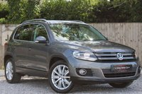 USED 2016 16 VOLKSWAGEN TIGUAN 2.0 MATCH EDITION TDI BMT 5d 150 BHP