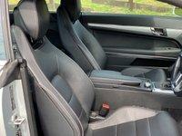 USED 2013 13 MERCEDES-BENZ E CLASS 2.1 E220 CDI BLUEEFFICIENCY SPORT 2d AUTO 170 BHP
