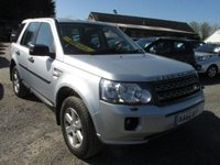 USED 2010 60 LAND ROVER FREELANDER 2.2 TD4 GS 5d 150 BHP EXCELLENT VALUE 4X4 TURBO DIESEL