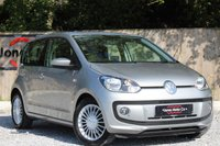 USED 2016 VOLKSWAGEN UP 1.0 HIGH UP BLUEMOTION TECHNOLOGY 5d 74 BHP