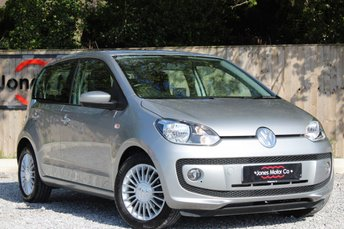 2016 VOLKSWAGEN UP 1.0 HIGH UP BLUEMOTION TECHNOLOGY 5d 74 BHP £6995.00
