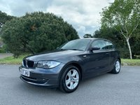 USED 2008 57 BMW 1 SERIES 2.0 118D SE 3d 141 BHP PX TO CLEAR, READY TO GO!!!