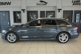 USED 2013 13 AUDI A6 AVANT 3.0 AVANT BiTDI QUATTRO S LINE 5d AUTO 313 BHP FINISHED IN STUNNING BLUE WITH BLACK LEATHER SEATS + SATELITE NAVIGATION + AIR CONDITIONING + CLIMATE CONTROL + BLUETOOTH + DAB RADIO + CRUISE CONTROL + HEATED FRONT SEATS + FRONT/REAR PARKING SENSORS + LED DAYTIME RUNNING LIGHTS...