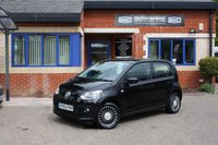 USED 2016 65 VOLKSWAGEN UP 1.0 HIGH UP 5d 74 BHP 1 Lady owner Full service history! Air Con! Sat Nav!