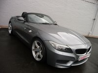 USED 2012 12 BMW Z4 2.0 Z4 SDRIVE20I M SPORT ROADSTER